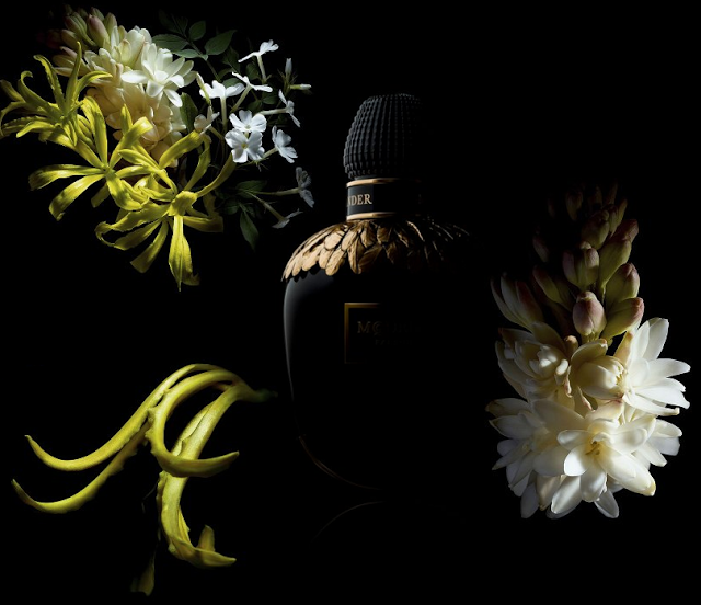 Bloom at Night, le parfum di Alexander Mc Queen